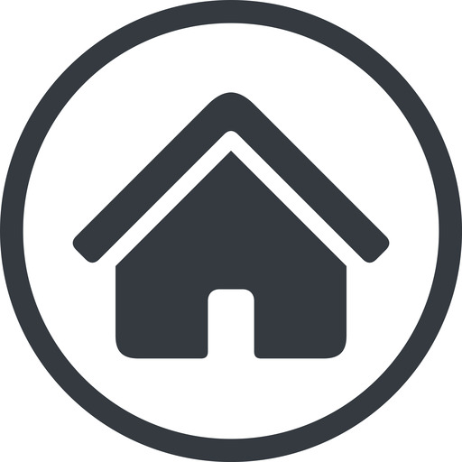 home-small-solid line, normal, solid, circle, small, home, house, home-small, home-small-solid free icon 512x512 512x512px