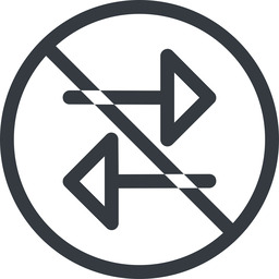 change line, up, normal, circle, arrow, prohibited, update, change, switch, select, revert, double, double-arrow free icon 256x256 256x256px