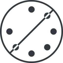 spinner-thin thin, line, left, circle, prohibited, spinner, spin, wait, load, loading, spinner-thin, loader free icon 256x256 256x256px