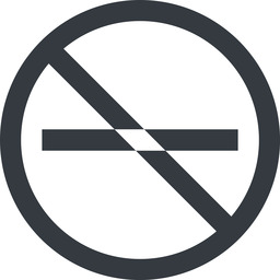 minus-wide line, up, wide, circle, minus, remove, sub, substract, prohibited, collapse, minus-wide, -, less free icon 256x256 256x256px