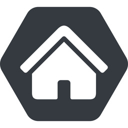 home-small-solid normal, solid, hexagon, small, home, house, home-small, home-small-solid free icon 256x256 256x256px