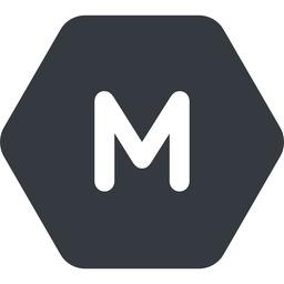 画像をダウンロード M Icon 無料アイコンダウンロードサイト