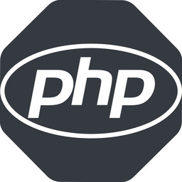 php-elips normal, solid, octagon, php, hypertext, preprocessor, elipse, php-elips free icon 256x256 256x256px