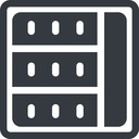 spreadsheet-solid line, right, normal, square, cell, table, data, grid, row, columns, spreadsheet, spreadsheet-solid free icon 128x128 128x128px