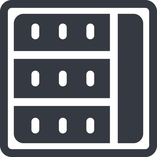 spreadsheet-solid line, right, normal, square, cell, table, data, grid, row, columns, spreadsheet, spreadsheet-solid free icon 512x512 512x512px
