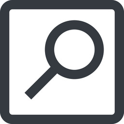 Magnifying Glass Wide Friconix