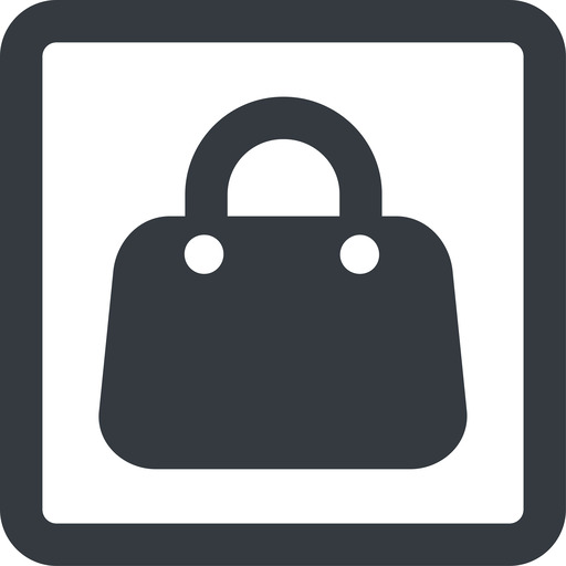handbag-solid line, wide, square, shopping, cart, market, hand, handbag, bag, bags, handbag-solid free icon 512x512 512x512px