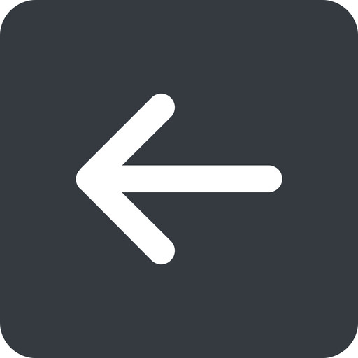 arrow-simple-wide left, solid, square, arrow, direction, arrow-simple-wide free icon 512x512 512x512px