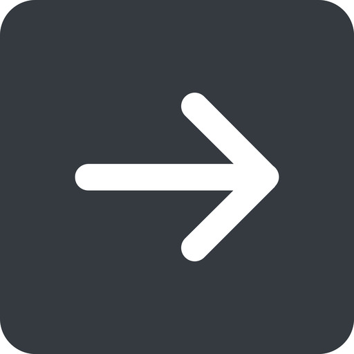arrow-simple-wide right, solid, square, arrow, direction, arrow-simple-wide free icon 512x512 512x512px