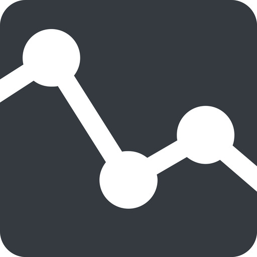 analytics-wide up, wide, solid, square, horizontal, mirror, graph, analytics, chart, analytics-wide free icon 512x512 512x512px