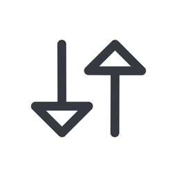 change line, right, normal, horizontal, mirror, arrow, update, change, switch, select, revert, double, double-arrow free icon 256x256 256x256px