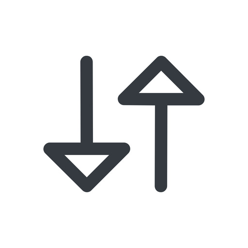 change line, right, normal, horizontal, mirror, arrow, update, change, switch, select, revert, double, double-arrow free icon 512x512 512x512px