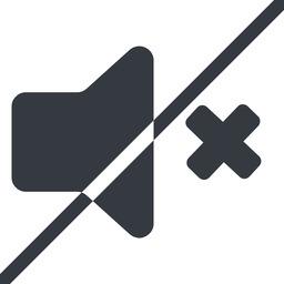 0以上 Mute Icon 無料アイコンダウンロードサイト