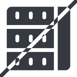 spreadsheet-solid line, right, normal, prohibited, cell, table, data, grid, row, columns, spreadsheet, spreadsheet-solid free icon 256x256 256x256px