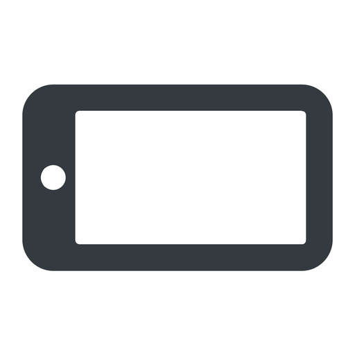 smartphone-solid right, normal, solid, iphone, phone, mobile, android, gsm, smartphone, cell, smartphone-solid free icon 512x512 512x512px