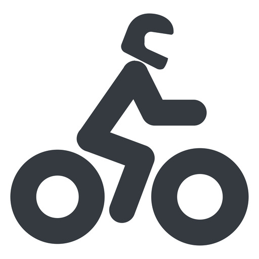 motorbike-solid normal, solid, riding, bike, cycle, motorbike, motorcycle, biker, motorbike-solid free icon 512x512 512x512px