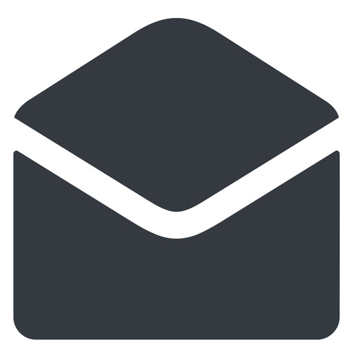open-envelope-alt-solid normal, solid, envelope, mail, message, email, contact, open, read, open-envelope, open-envelope-alt, open-envelope-alt-solid free icon 512x512 512x512px