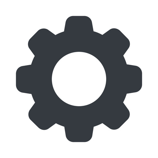 setting-solid normal, solid, setting, config, gear, wheel, settings, cog, setting-solid free icon 512x512 512x512px