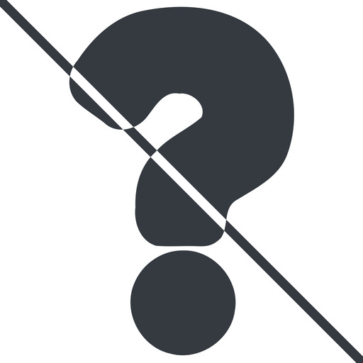question-mark-alt-solid thin, line, question, prohibited, question-mark, faq, help, question-mark-alt-solid, question-mark-alt free icon 512x512 512x512px