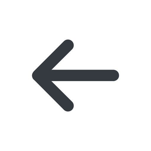 arrow-simple-wide line, left, arrow, direction, arrow-simple-wide free icon 512x512 512x512px