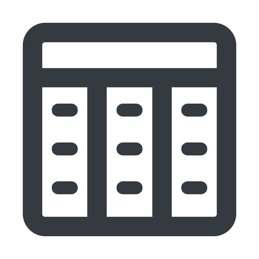 spreadsheet-wide line, up, wide, cell, table, data, grid, row, columns, spreadsheet, spreadsheet-wide free icon 512x512 512x512px