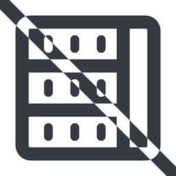 spreadsheet-wide line, left, wide, horizontal, mirror, prohibited, cell, table, data, grid, row, columns, spreadsheet, spreadsheet-wide free icon 256x256 256x256px