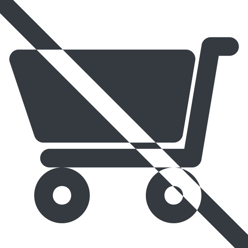 shopping-cart-solid line, wide, prohibited, shopping, cart, shop, buy, trolley, shopping-cart-solid free icon 512x512 512x512px