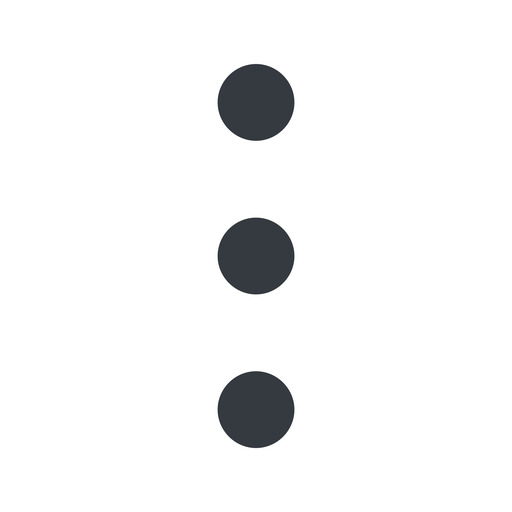 ellipsis right, wide, solid, ellipsis, three, dots, wider, menu, collapse, ... free icon 512x512 512x512px