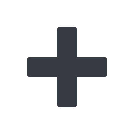 plus-solid solid, plus, add, new, medical, plus-solid, create, addition, +, more, medic free icon 512x512 512x512px