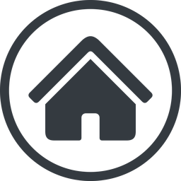 home-small-solid line, normal, solid, circle, small, home, house, home-small, home-small-solid free icon 256x256 256x256px