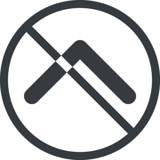 chevron-solid line, up, normal, circle, arrow, direction, prohibited, chevron, chevron-solid free icon 512x512 512x512px