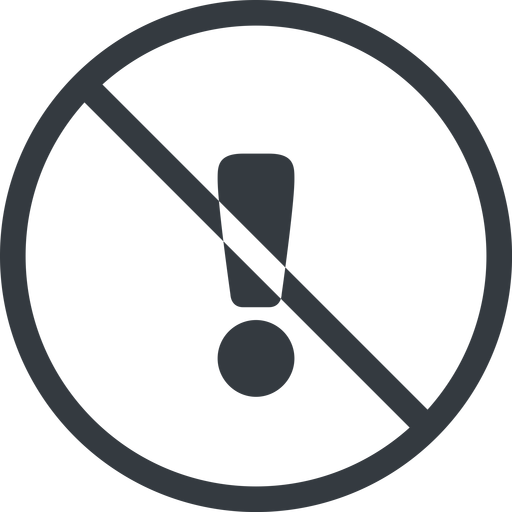 warning-solid line, normal, circle, mark, warning, exclamation, prohibited, warning-solid, alert free icon 512x512 512x512px