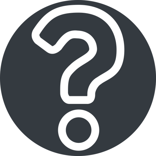 question-mark-alt normal, solid, circle, question, mark, question-mark, faq, help, question-mark-alt free icon 512x512 512x512px