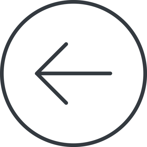 arrow-simple-thin thin, line, left, circle, arrow, direction, arrow-simple-thin free icon 512x512 512x512px