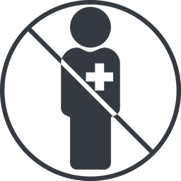 male-nurse-solid thin, line, circle, prohibited, nurse, medical, healthcare, health, male, medic, doctor, hospital, male-nurse, male-nurse-solid free icon 256x256 256x256px