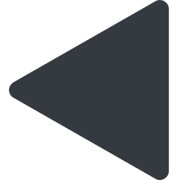 equilateral-triangle triangle, thin, left, solid, equilateral, equilateral-triangle free icon 256x256 256x256px