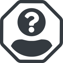 anonymous-user-circle-solid line, normal, circle, octagon, user, man, woman, person, user-circle, anonymous, anonymous-user, anonymous-user-circle, incognito, unidentified, anonym, anonymous-user-circle-solid free icon 256x256 256x256px