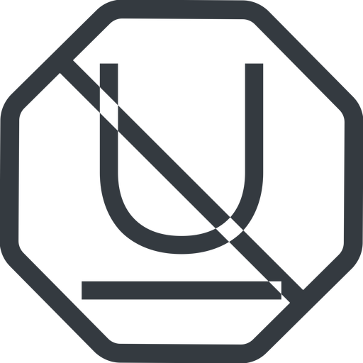 underline line, normal, octagon, prohibited, text, type, editor, font, typography, font-style, underline, underlined free icon 512x512 512x512px