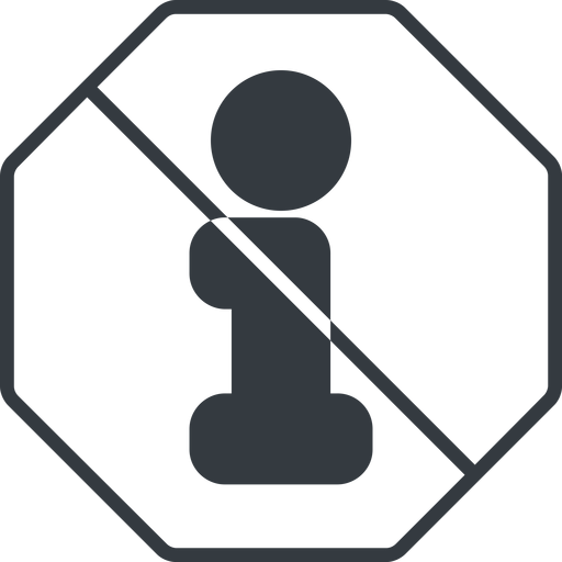 info-solid thin, line, solid, octagon, prohibited, info, tag, information, faq, info-solid free icon 512x512 512x512px