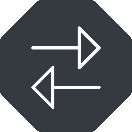 change-thin thin, up, solid, octagon, arrow, update, change, switch, select, revert, double, double-arrow, change-thin free icon 512x512 512x512px