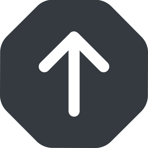 arrow-simple-wide up, solid, octagon, arrow, direction, arrow-simple-wide free icon 512x512 512x512px