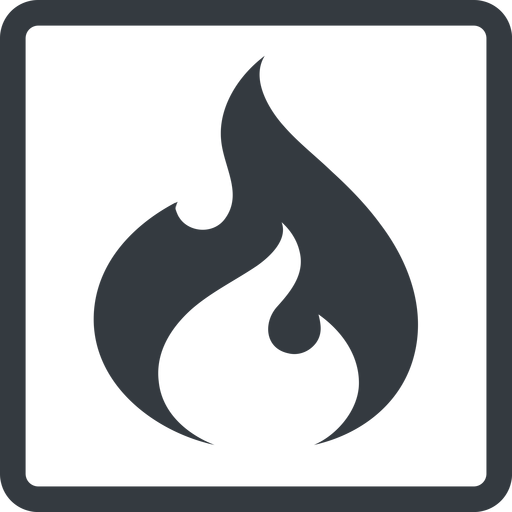 codeigniter line, normal, square, logo, brand, icon, horizontal, mirror, codeigniter, igniter, code, php, framework, flame, fire free icon 512x512 512x512px