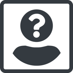 anonymous-user-circle-solid line, normal, circle, square, user, man, woman, person, user-circle, anonymous, anonymous-user, anonymous-user-circle, incognito, unidentified, anonym, anonymous-user-circle-solid free icon 256x256 256x256px