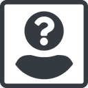 anonymous-user-circle-solid line, normal, circle, square, user, man, woman, person, user-circle, anonymous, anonymous-user, anonymous-user-circle, incognito, unidentified, anonym, anonymous-user-circle-solid free icon 128x128 128x128px
