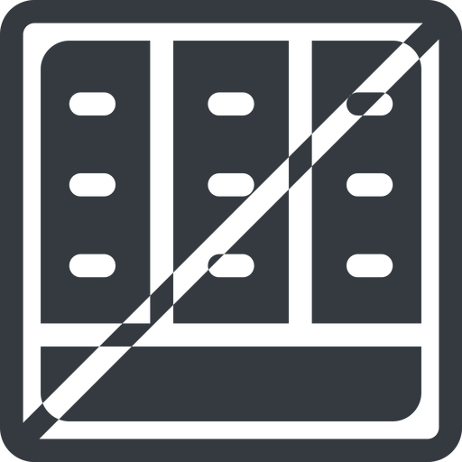 spreadsheet-solid line, down, normal, square, horizontal, mirror, prohibited, cell, table, data, grid, row, columns, spreadsheet, spreadsheet-solid free icon 512x512 512x512px
