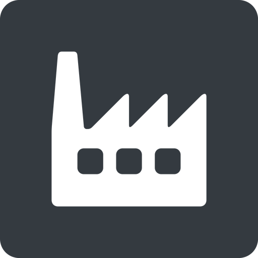 factory-window normal, solid, square, horizontal, mirror, factory, industry, window, factory-window free icon 512x512 512x512px