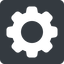 setting-solid normal, solid, square, setting, config, gear, wheel, settings, cog, setting-solid free icon 64x64 64x64px