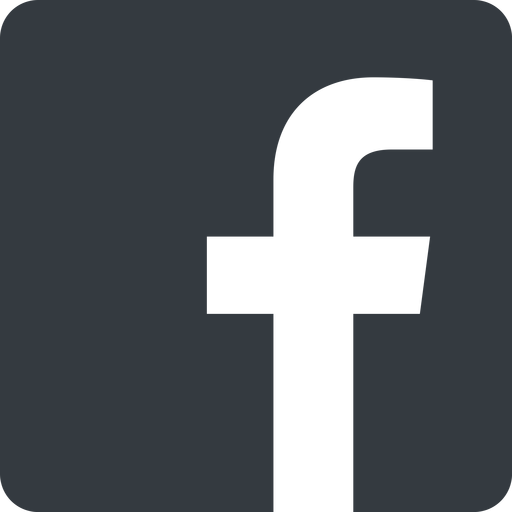 facebook normal, square, logo, brand, facebook, f, social, network free icon 512x512 512x512px