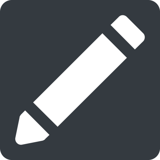 pen-solid up, normal, solid, square, pen, pencil, draw, edit., pen-solid free icon 512x512 512x512px