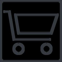 Shopping Cart Thin Friconix